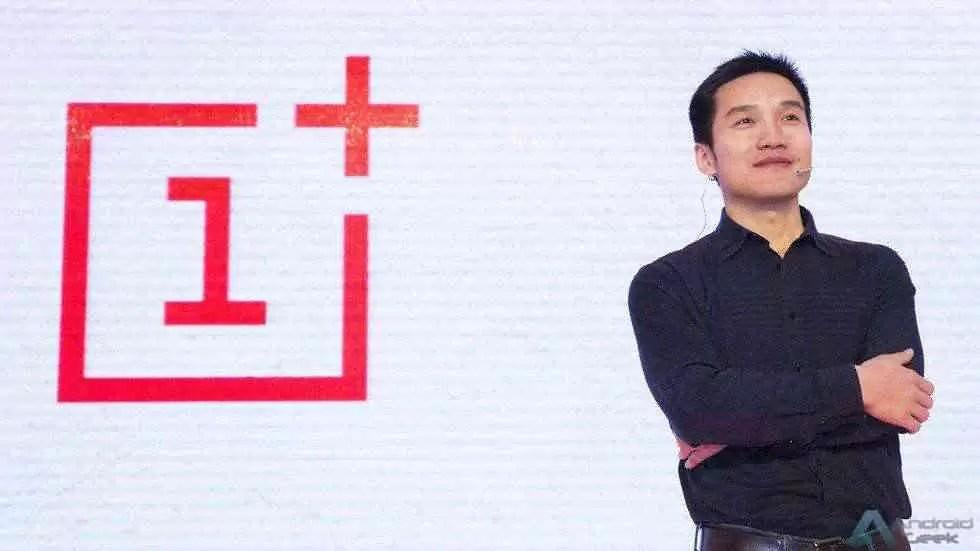 CEO da OnePlus, Pete Lau