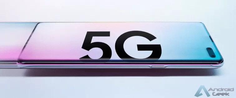 Lista de dispositivos China Unicom 5G