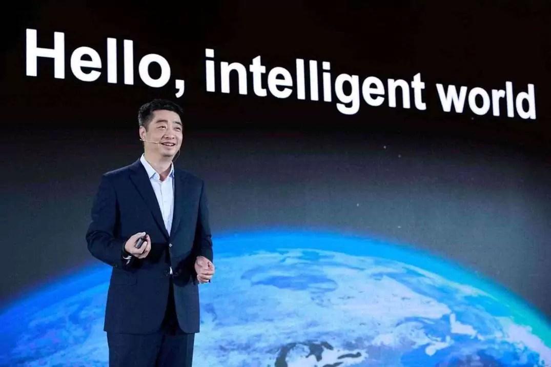 Huawei promove debate sobre construção de um mundo inteligente e totalmente conectado 2