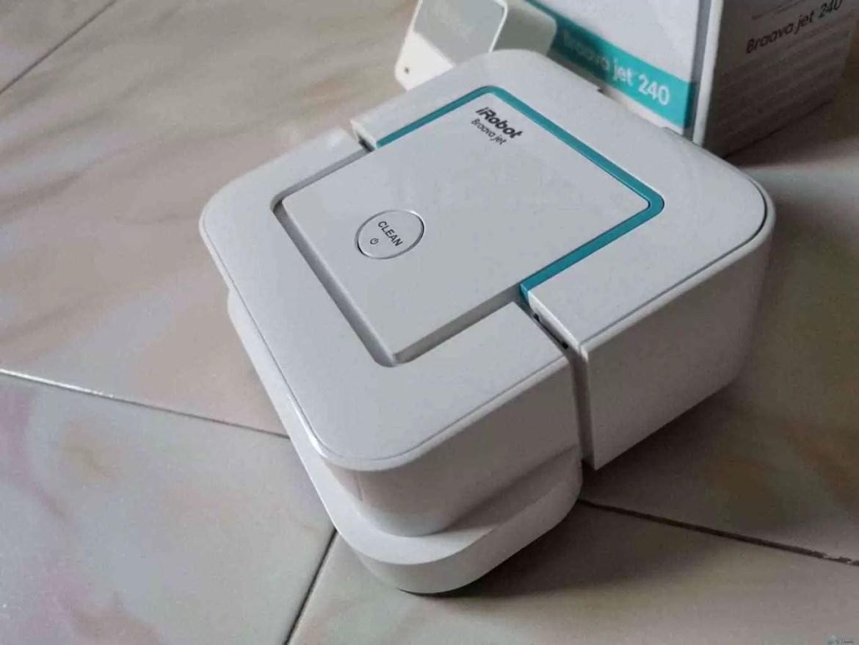 Análise iRobot Braava Jet 240. A iRobot faz questão de nos tornar a vida mais fácil 7
