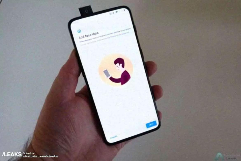 Capa do OnePlus 7 revela ecrã sem entalhe e câmaras traseiras triplas 1