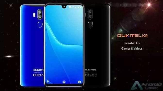 Desafio Quick Charge OUKITEL K9 5V/6A VS Huawei 9V/2A. Qual consegue carregar completamente em 1.5h? 1