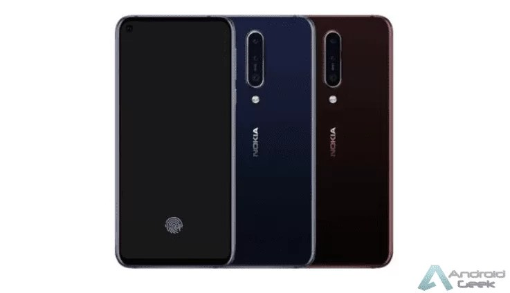 Design do Nokia 8.1 Plus revelado através da TENAA 1