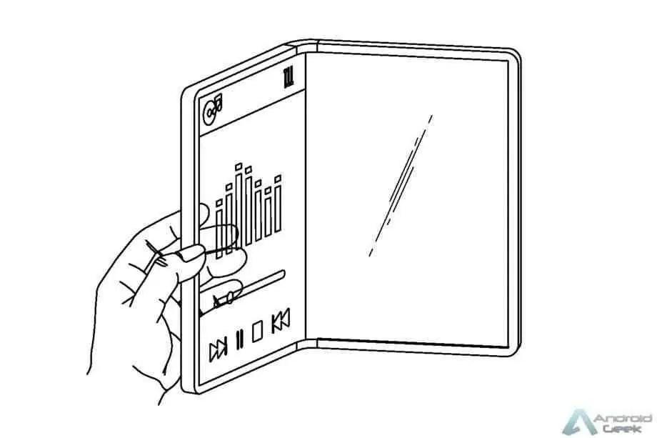 Dobrar não é suficiente, a LG também quer um ecrã transparente 1