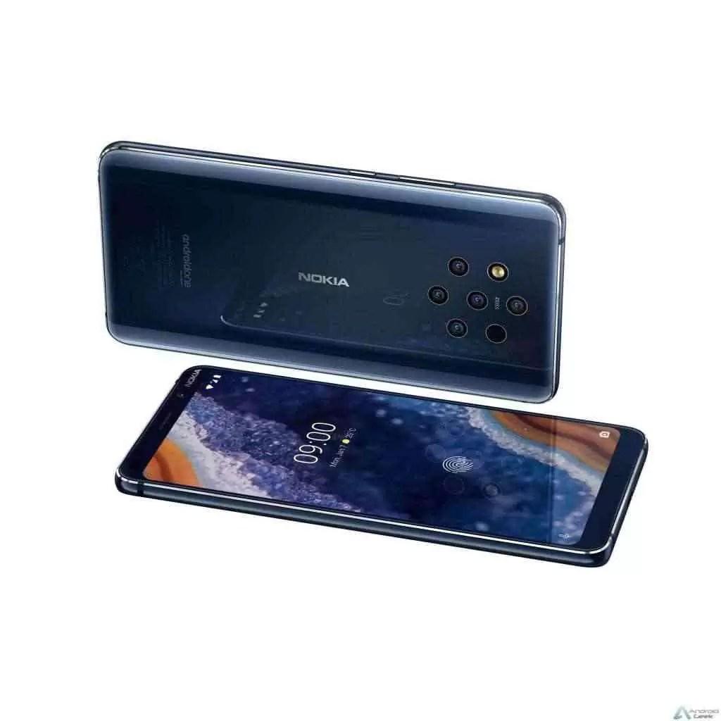 Nokia 9 PureView chega a Portugal: O primeiro smartphone do mundo com 5 câmaras 1