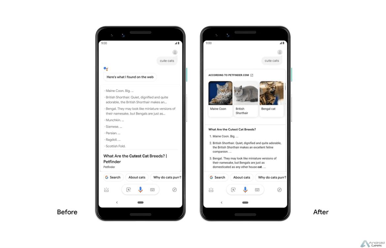 Google Assistant é enriquecido com respostas mais articuladas 6