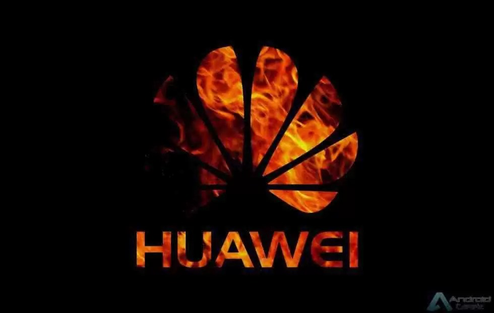 """Huawei está """"On Fire"""" e tem um relatório de contas para o provar 1"""