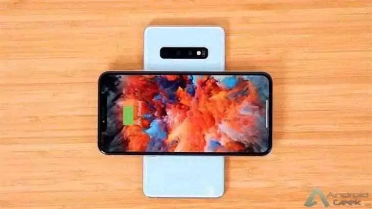 iPhone 2019 deve suportar o carregamento sem fio bidirecional (reverso) 1