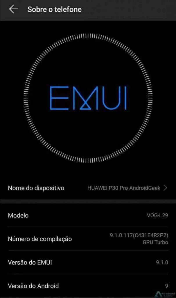 EMUI 9.1 chega a 23 smartphones da Huawei 2