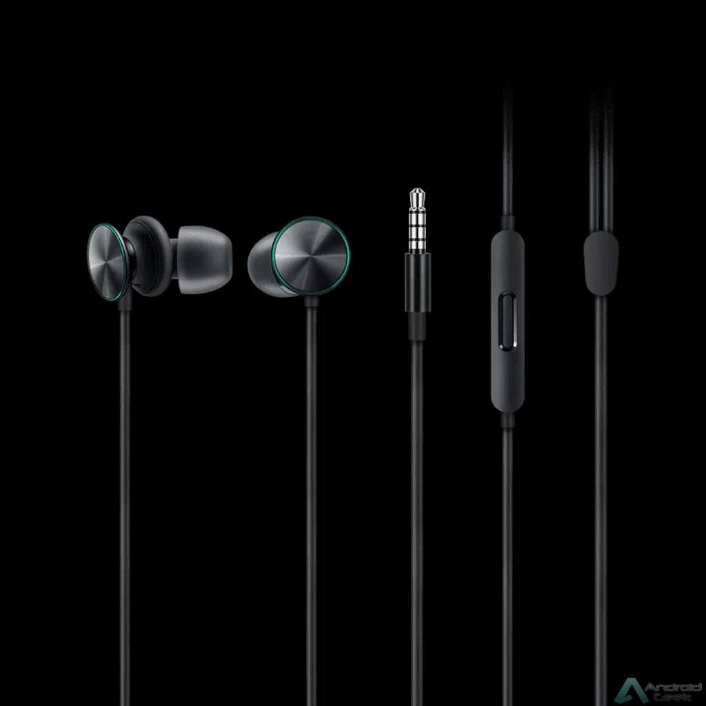 OPPO apresenta fones de ouvido O-Fresh com diafragma de grafeno 2