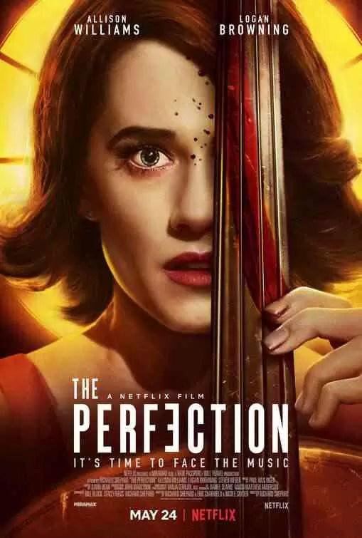 NETFLIX. Netflix lança poster sangrento de The Perfection 1
