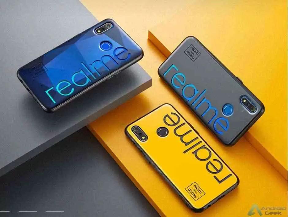 Realme 3 Pro é oficial com Snapdragon 710 1