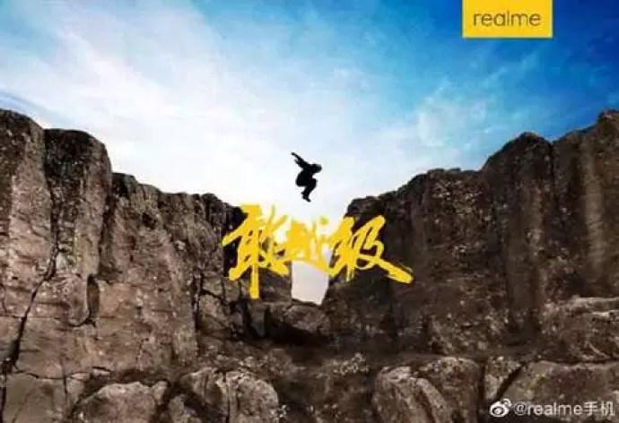 Realme China Weibo