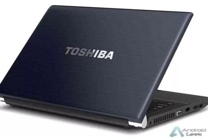 Sharp muda nome da Toshiba para Dynabook 1