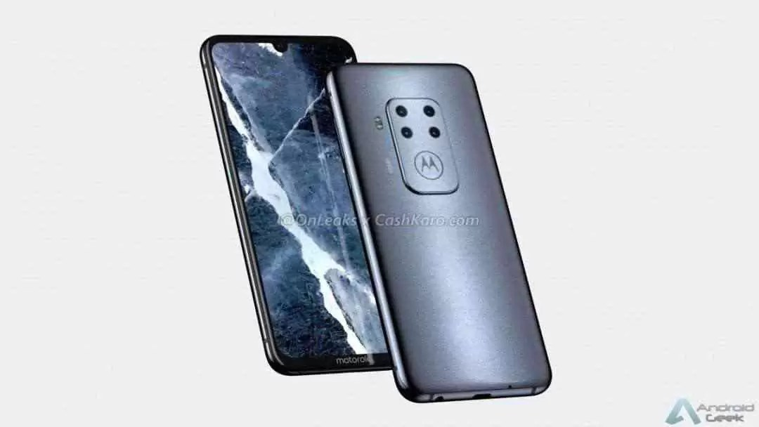 Imagem em forma de render revela futuro Motorola com 4 câmaras 1