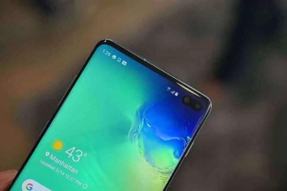 A Samsung confirma o desenvolvimento da tecnologia de câmaras para debaixo do ecrã 1