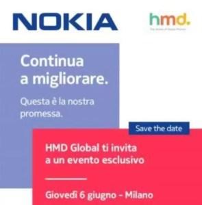 Um grande anúncio da Nokia acontece no dia 6 de junho