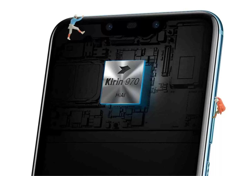Kirin 970 na Huawei Nova 3