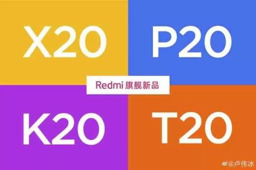 Nome do Redmi Snapdragon 855 será confirmado amanhã, diz Lu Weibing 1