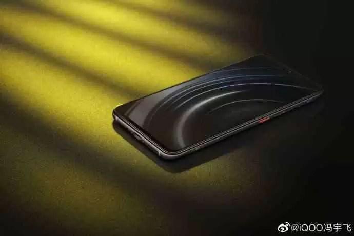Vivo iQOO Monster Knight Black Edition começa a venda a 16 de maio na China 5