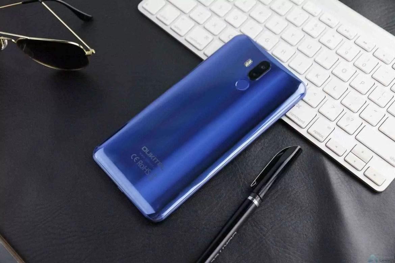 """Acabaram os segredos: OUKITEL K9 tem 7,12 """"Display e bateria de 6000mAh, pré-venda começa em $ 199,99 3"""