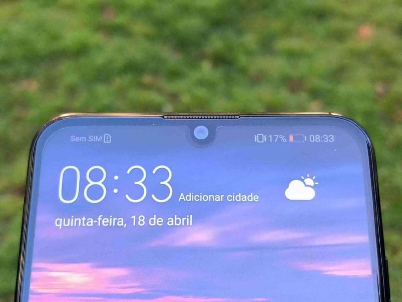 Análise Huawei P Smart+ 2019 - tripla câmara a baixo custo 4