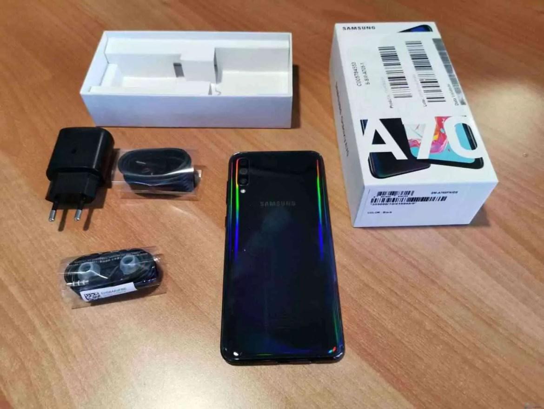 Análise Samsung Galaxy A70: Um topo de gama disfarçado 2