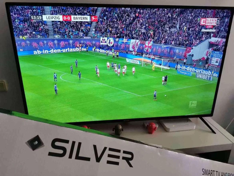 "Análise: TV Silver LE-55Z1 SmartTV 55"" LED 4K UHD 2"