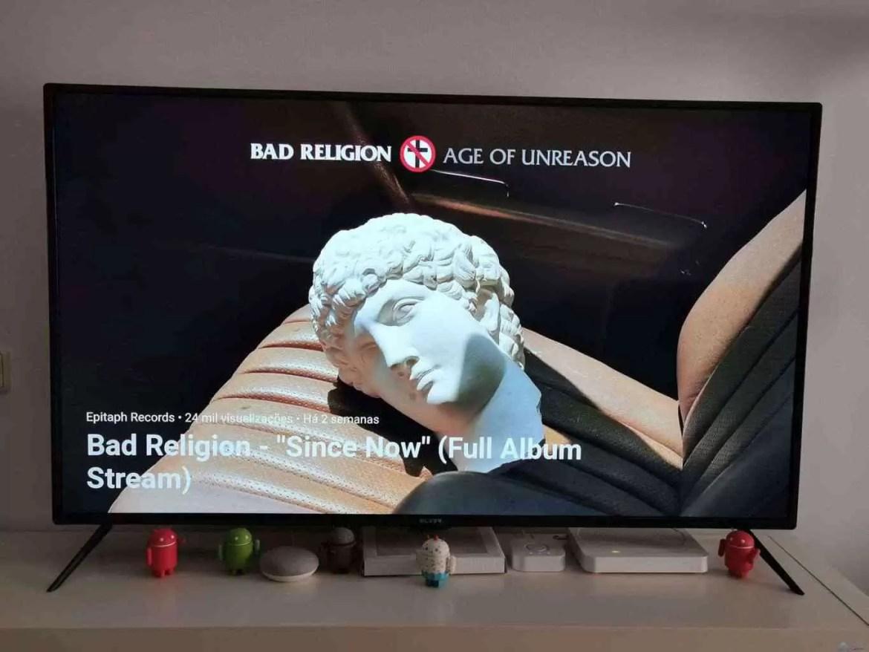 "Análise: TV Silver LE-55Z1 SmartTV 55"" LED 4K UHD 13"