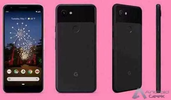Materiais de marketing do Pixel 3a e do Pixel 3a XL revelam mais detalhes 4