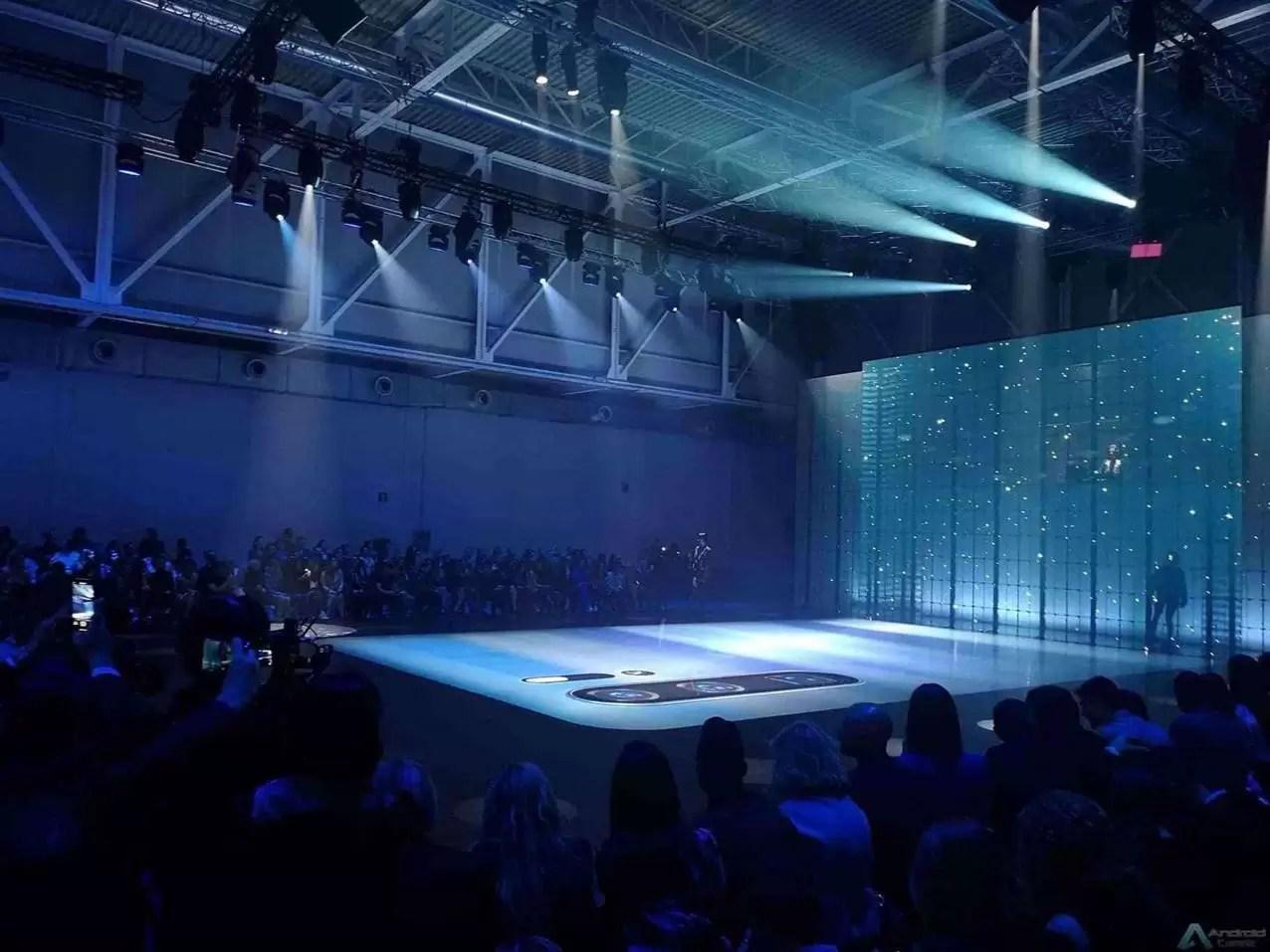 Huawei apresenta a primeira coleção de moda do mundo desenvolvida a partir da Inteligência Artificial do P30 1