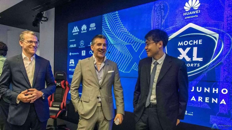 2ª edição do MOCHE XL ESPORTS by Huawei regressa a Lisboa com o espetáculo dos Esports 2