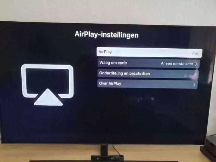 Nova aplicação da Apple TV lançada para as Smart TVs da Samsung 3