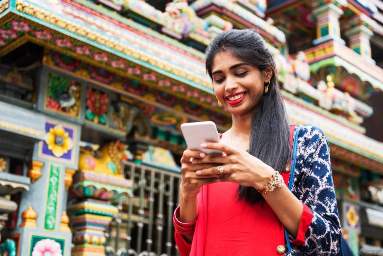 Huawei indiano