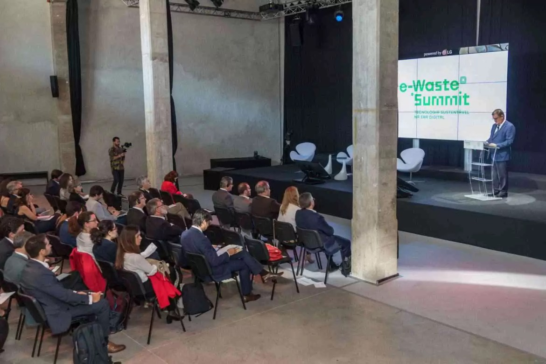 LG Portugal e ERP Portugal promovem debate sobre e-waste 2