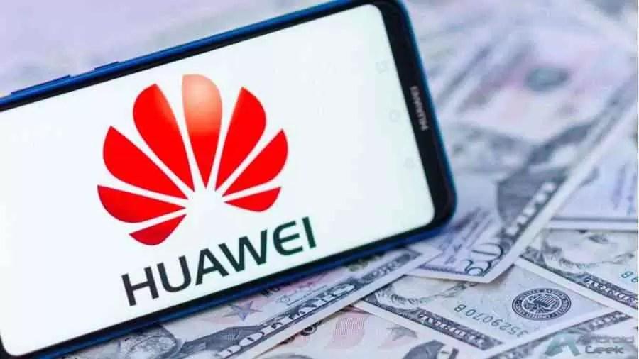 Huawei registou a 14 de maio o seu sistema operativo HongMeng 3