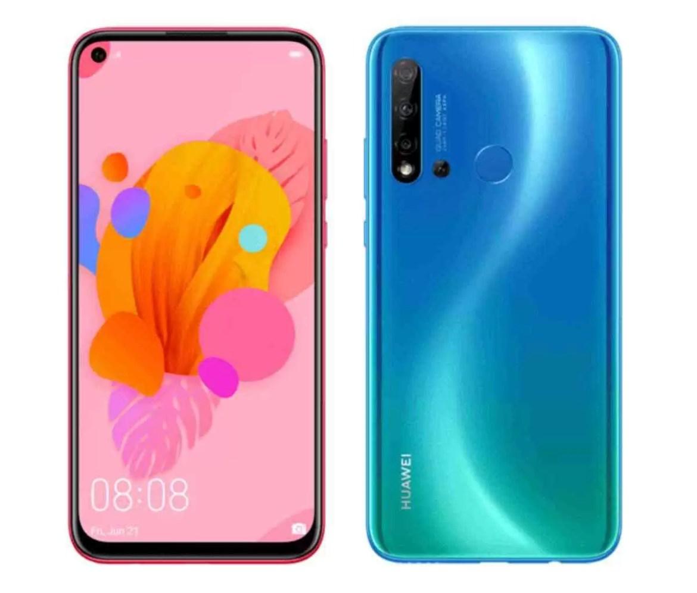 O Huawei P20 Lite 2019 parcialmente revelado na íntegra: fotos, recursos ...