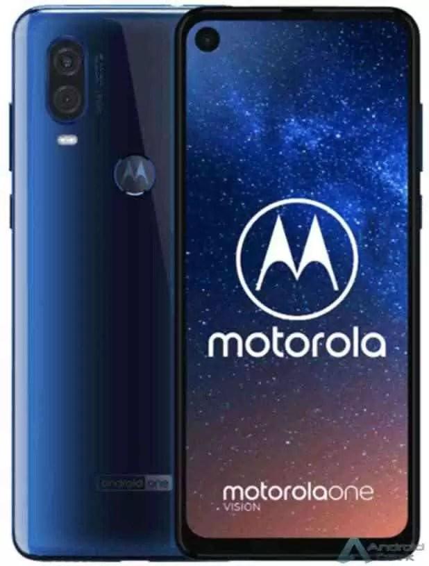 Motorola One Vision aparece em detalhe não deixa nada à imaginação 2