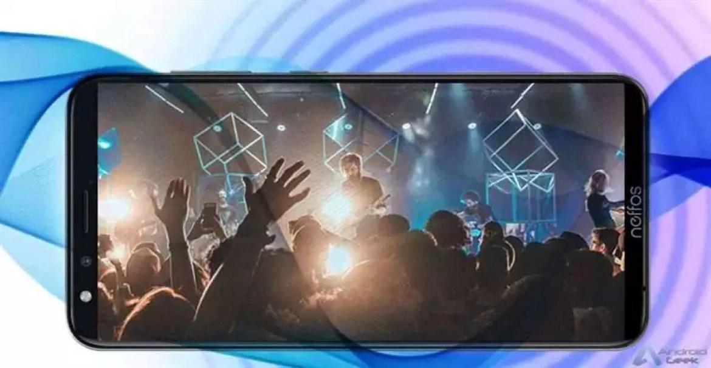 Neffos C7 Lite é uma proposta com Android Go que alia um ecrã generoso ao melhor sinal de rede 2