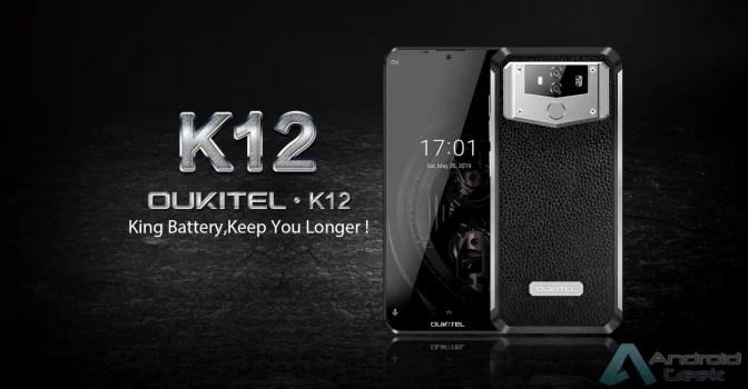 Oukitel K12 consegue aguentar 31 dias em StandBy! 1