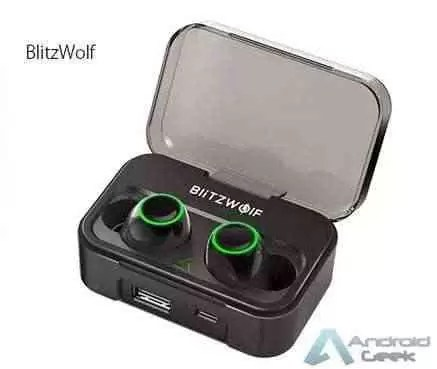 Airpods para Android? Temos muito melhor: Cupões de desconto para fones de ouvido BlitzWolf 3
