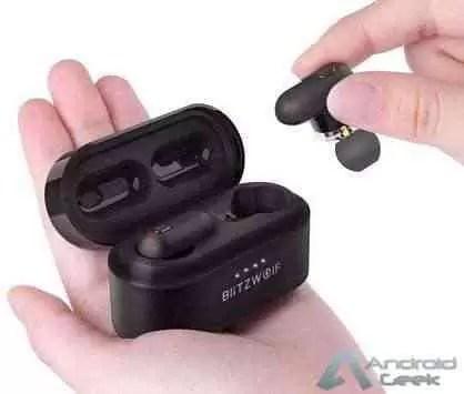 Airpods para Android? Temos muito melhor: Cupões de desconto para fones de ouvido BlitzWolf 6