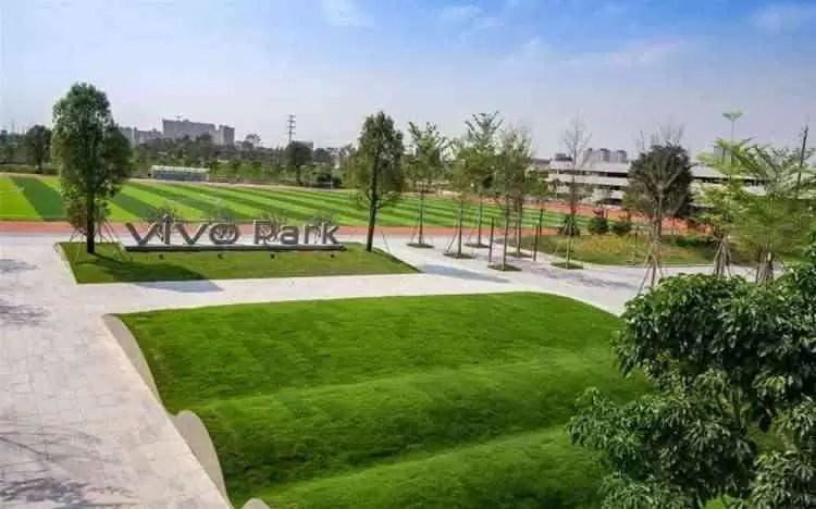 O parque industrial e nova sede da Vivo na china, está concluído 4