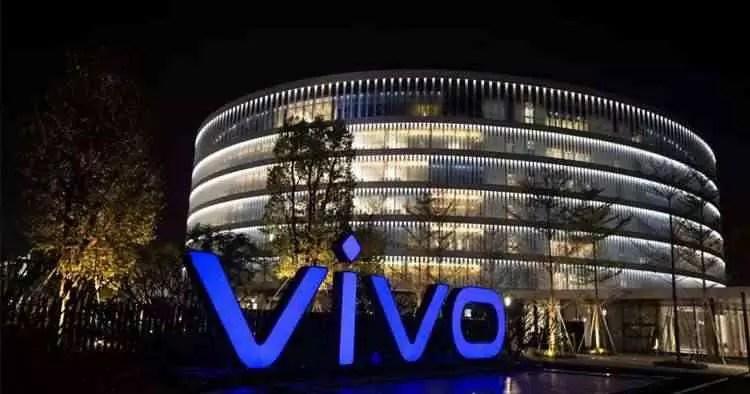 O parque industrial e nova sede da Vivo na china, está concluído 3