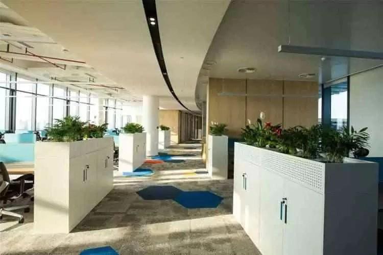 O parque industrial e nova sede da Vivo na china, está concluído 6