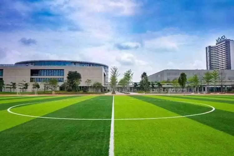 O parque industrial e nova sede da Vivo na china, está concluído 5