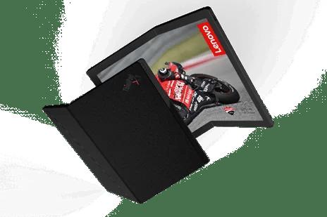 Lenovo apresenta o primeiro portátil dobrável do mundo da gama ThinkPad X1 1
