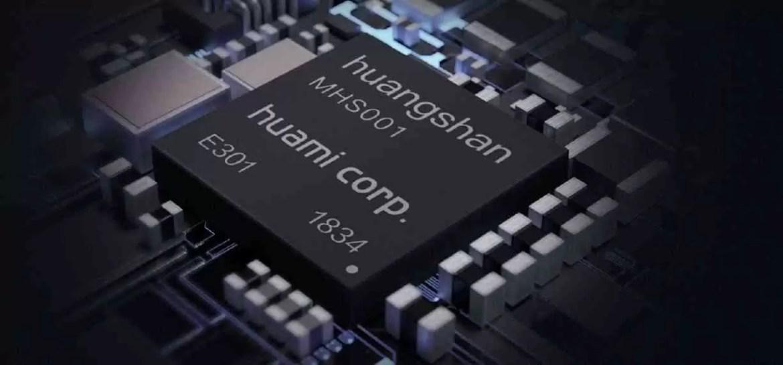 Xiaomi Mi Band 4 provavelmente irá usar o chipset Huangshan No.1, baseado em Risc-V da Huami 1