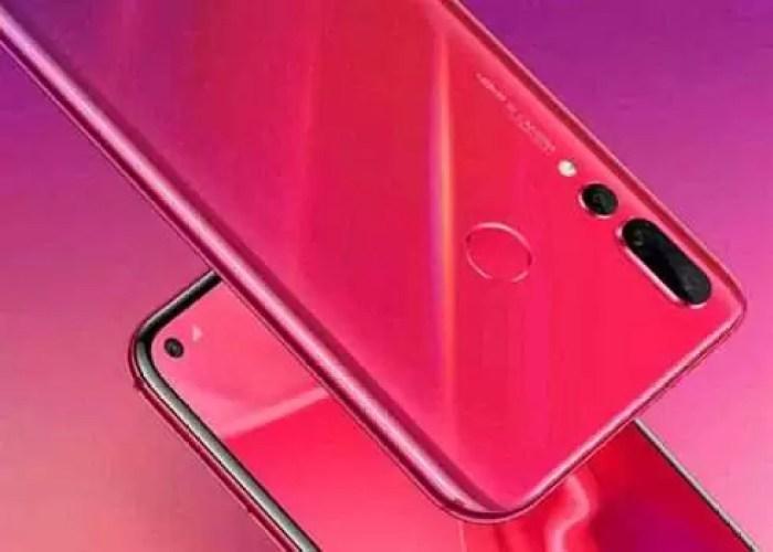 Huawei Nova 4 especificações