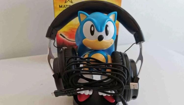 Análise Matrics Storm Pro Gaming Headphones que vão adorar conhecer 24